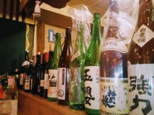 日本酒遠近法